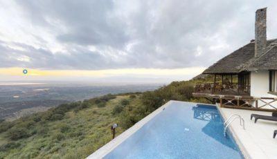 Lake Manyara Kilimamoja Lodge – Presidential Suite 3D Model