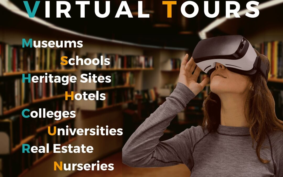 Why virtual tour content marketing?